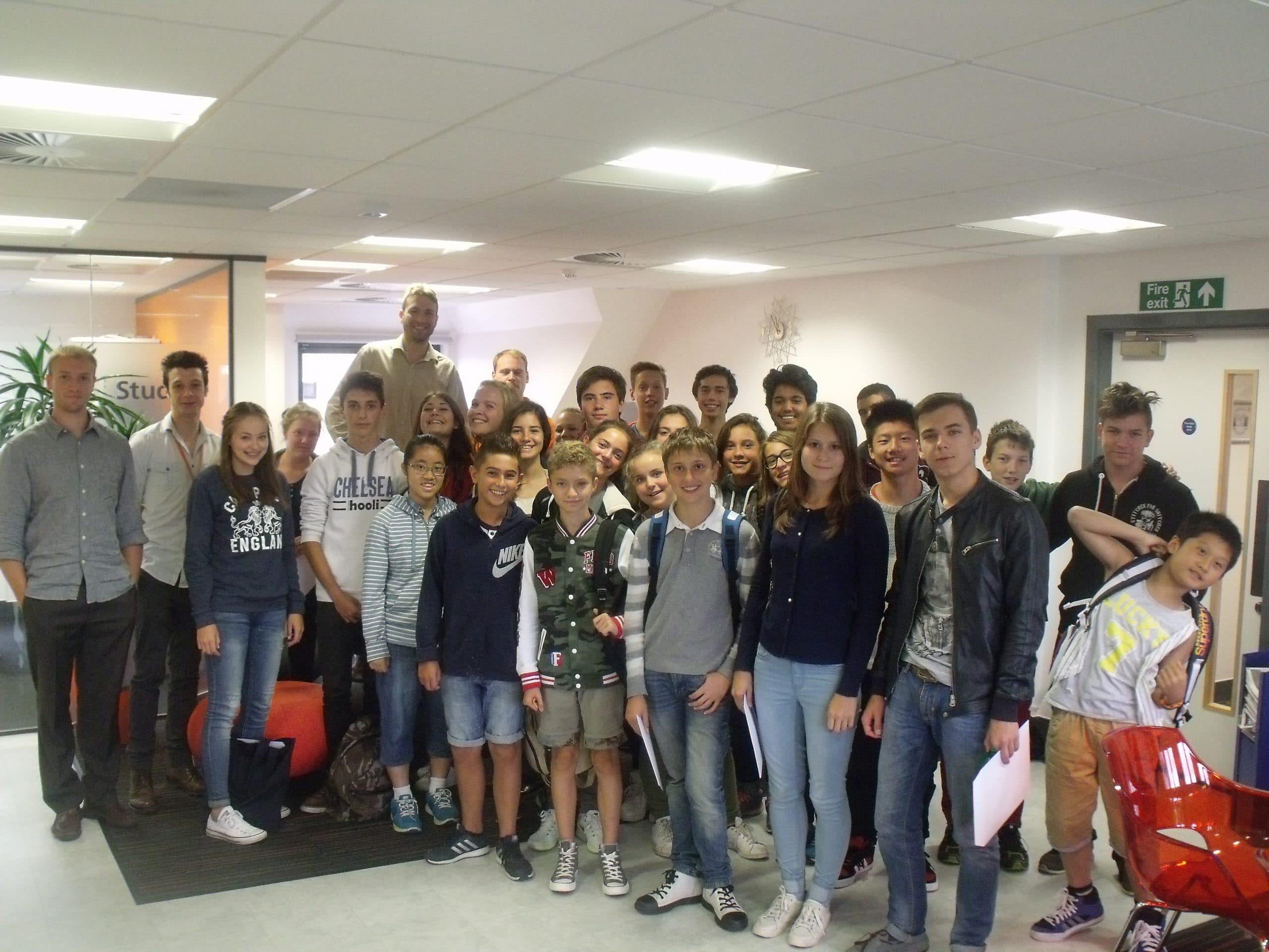 EC Cambridge Young Learners