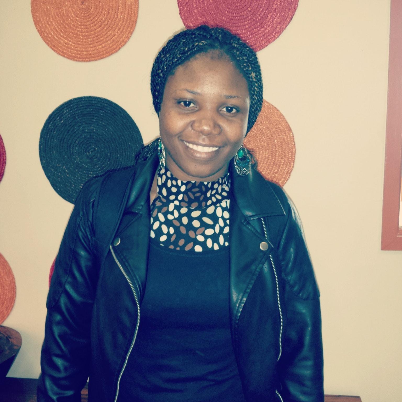 Marta Santana from Angola