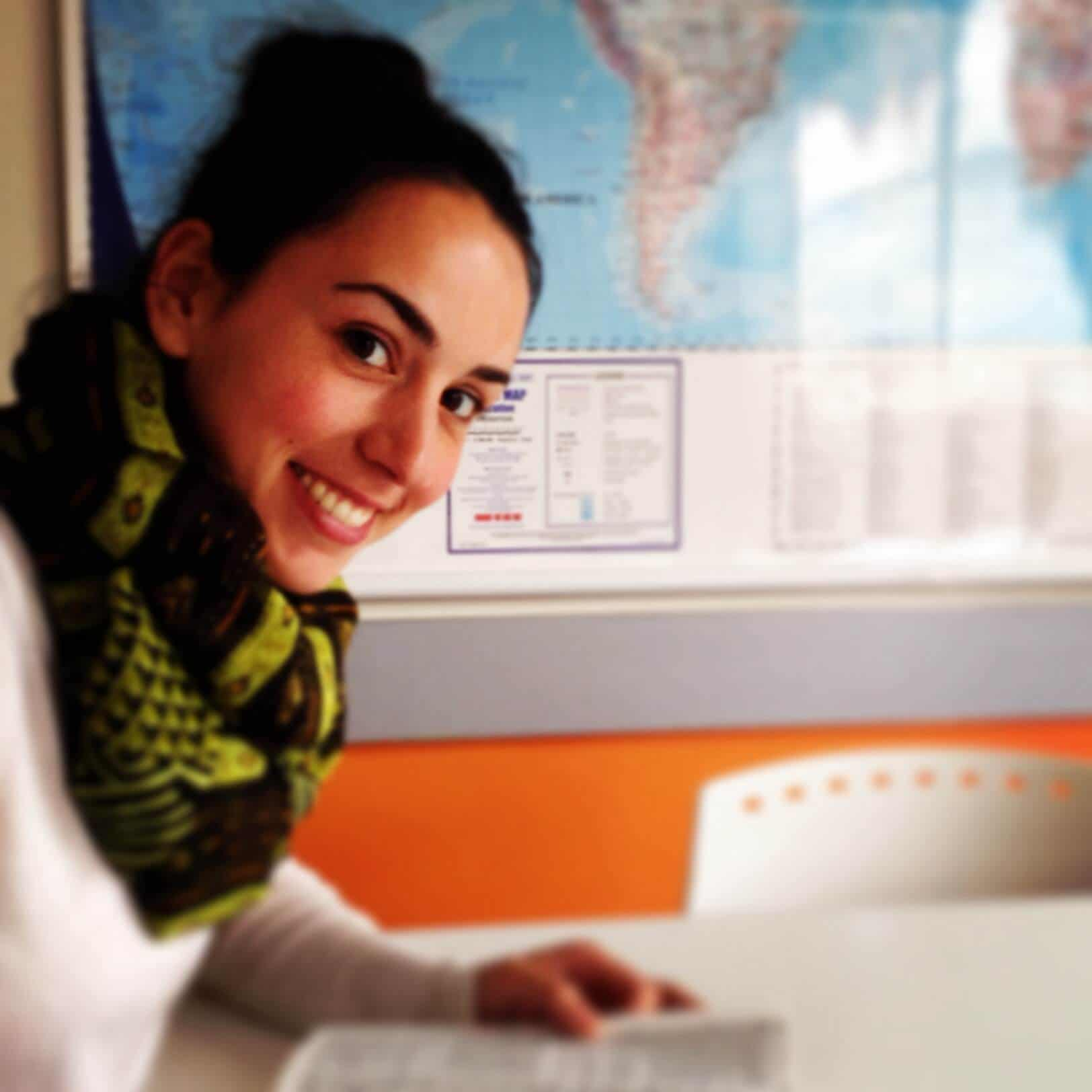 Nadine from Germany