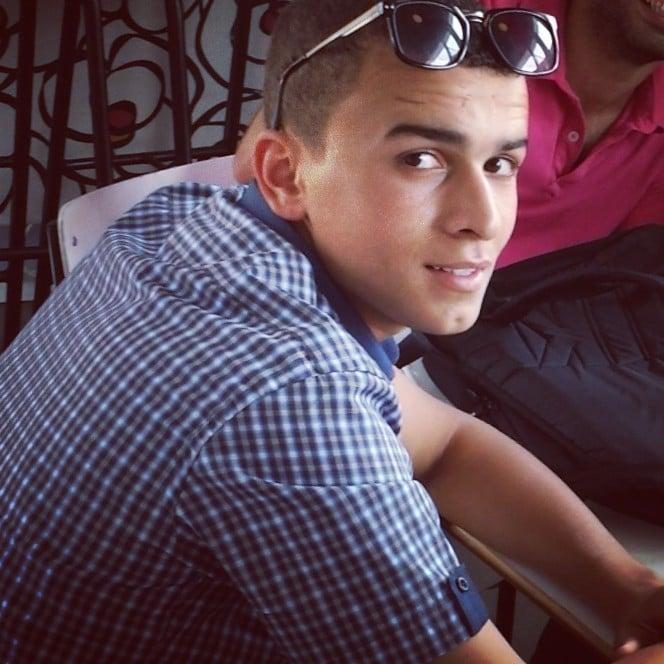 Yahya Zwita from Libya