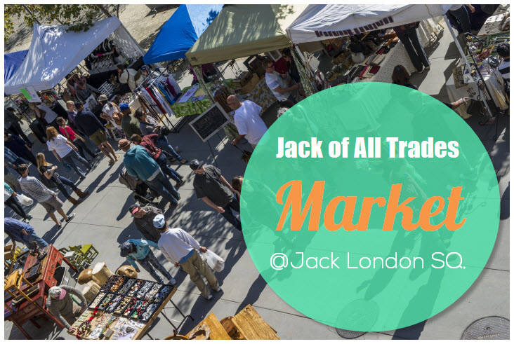 Jack of All Trades Market Oakland