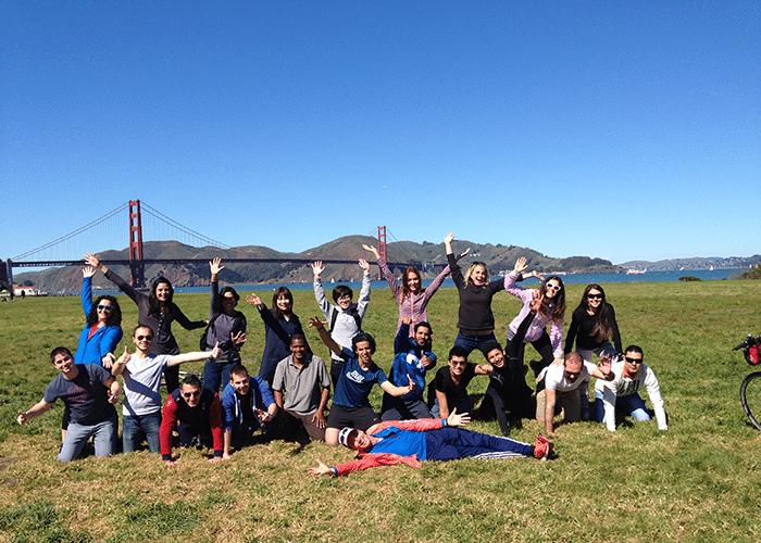 business english at EC San Francisco