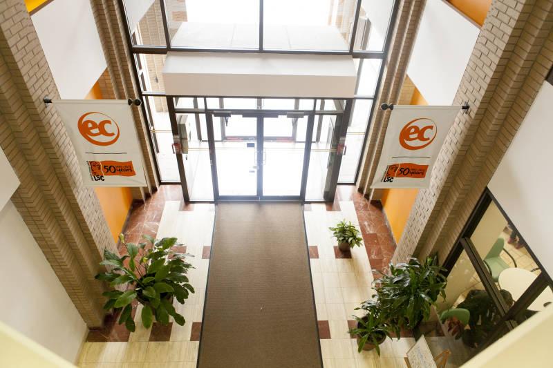 EC語言學校-學校內部