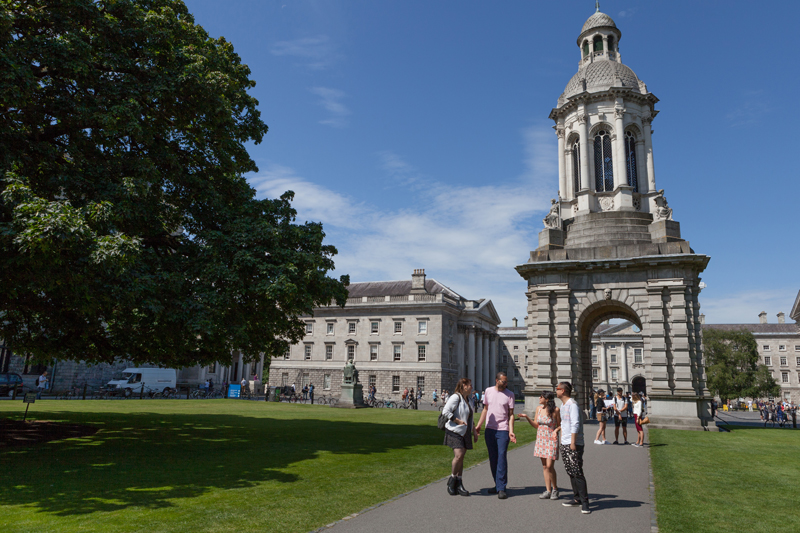 Dublin City University · Study Ireland
