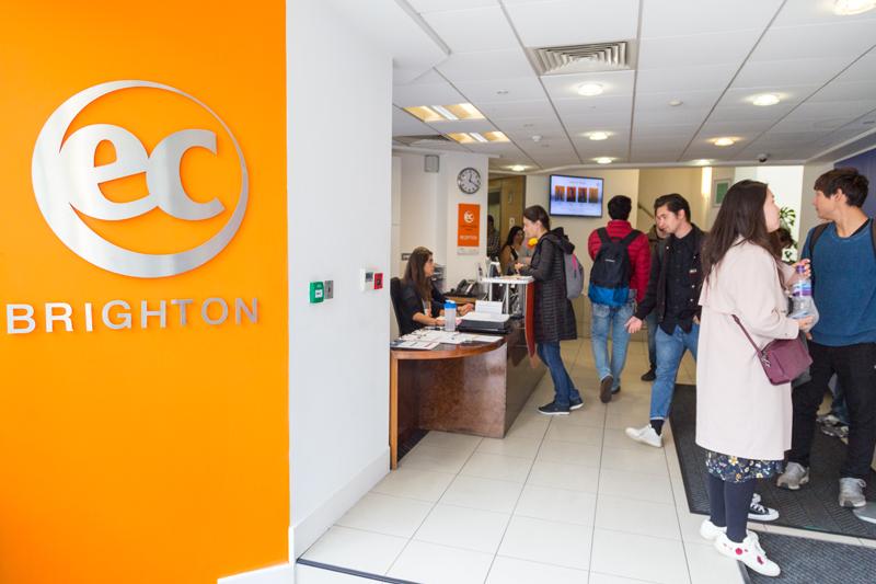 EC Language School Brighton - Study English in Brighton
