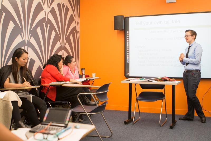 Adult English Courses In New York Ny English School Ec New York