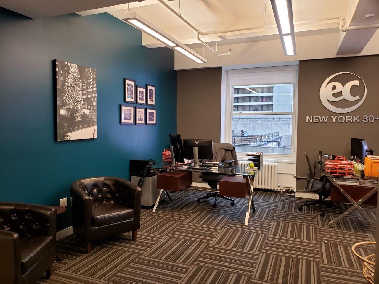 Learn English in New York – NY English School - EC New York