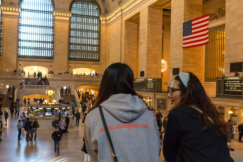 Learn General English in New York, US   OHC English