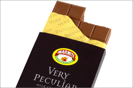 Marmite Chocolate Bar